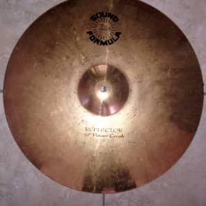 "Paiste 18"" Sound Formula Reflector Power Crash Cymbal"