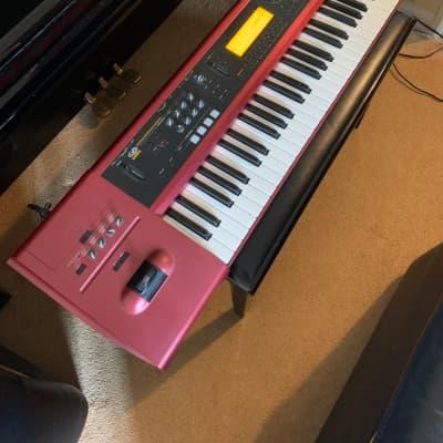 Korg Karma 61 key music workstation + MOSS expansion board