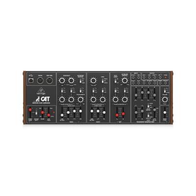 Behringer CAT Legendary Paraphonic Analog Synthesizer