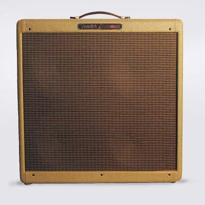 "Fender Bassman 5E6 Narrow Panel 40-Watt 4x10"" Guitar Combo 1955"