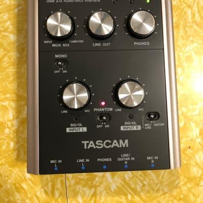 TASCAM US-144 MKII USB Audio Interface [#034]