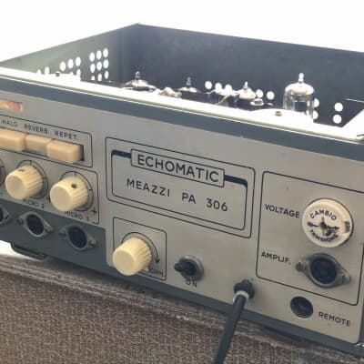 Meazzi 306 Echomatic 1960's for sale