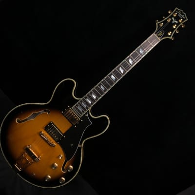 Peerless Renaissance Custom Sunburst #3018248 w original Peerless hard case for sale