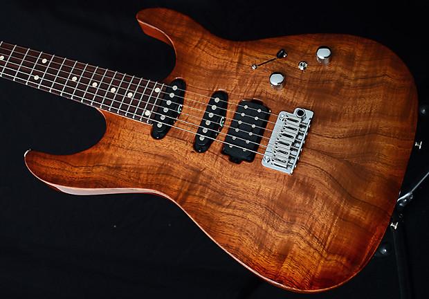 new tom anderson angel guitar koa reverb. Black Bedroom Furniture Sets. Home Design Ideas