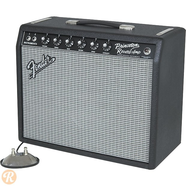 Fender '65 Princeton Reverb Reissue 15-Watt 1x12