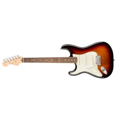 Fender American Professional Stratocaster left hand, 3 Tone Sunburst, Rosewood for sale