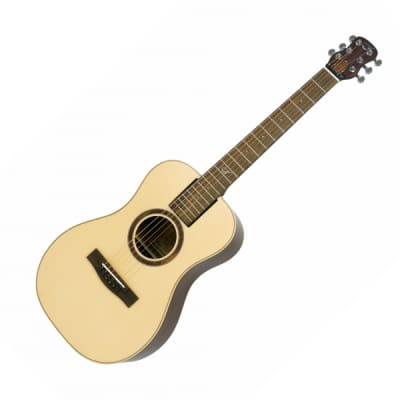 Journey Solid Sitka / Pau Ferro Travel Guitar – OF420N 2018 Natural