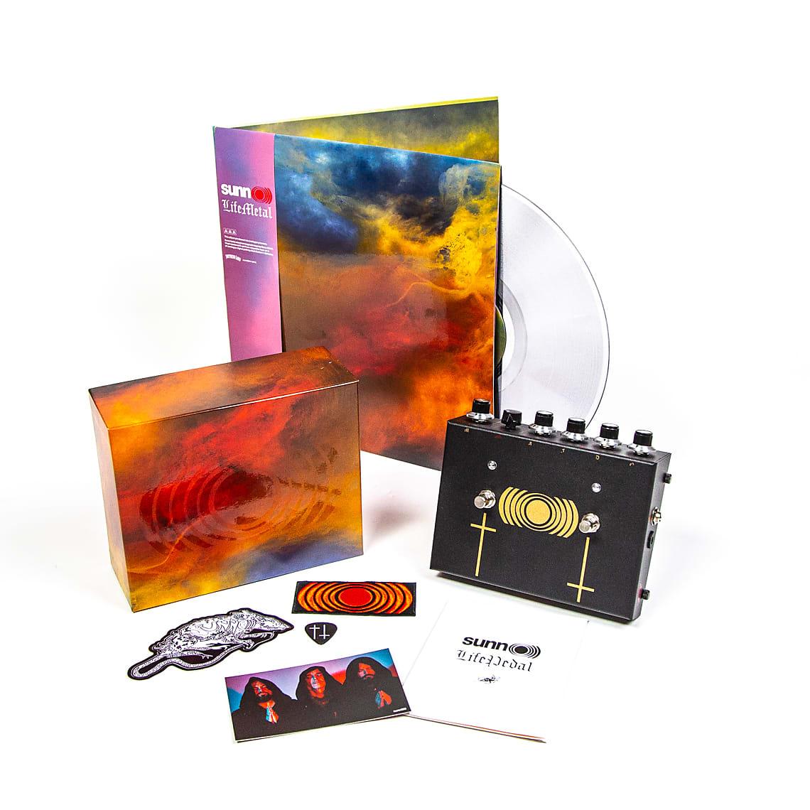 Sunn O))) - Life Metal - Vinyl