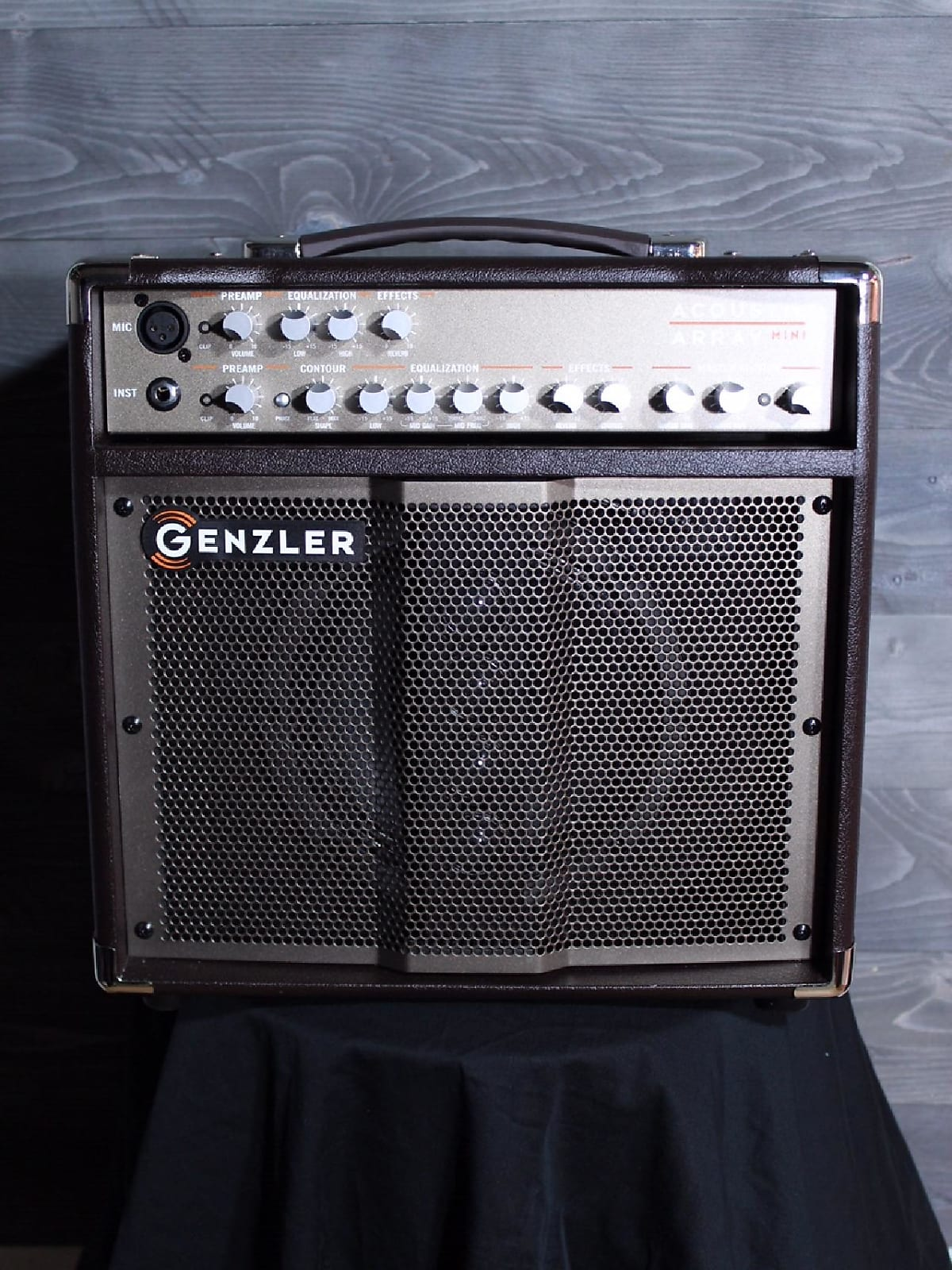 Genzler Amplification Acoustic Array Mini