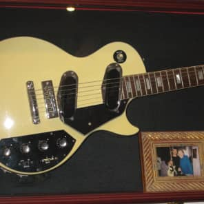 Gibson Les Paul Recording 1976 White - Signed by Les - Rare Model - Collectors  Grade for sale