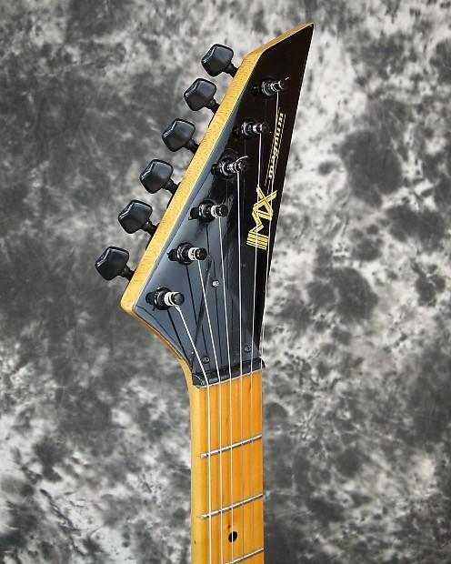 good used mx magnum electric guitar allen music shop reverb. Black Bedroom Furniture Sets. Home Design Ideas