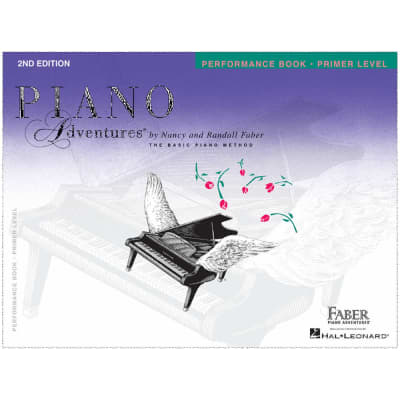 Hal Leonard Faber Piano Adventures Primer Level - Performance Book - 2nd Edition