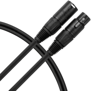 Live Wire M5 Advantage Deluxe M Series XLR Microphone Cable - 5'