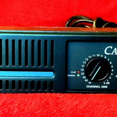 Carvin DCM 1000 Power Amp