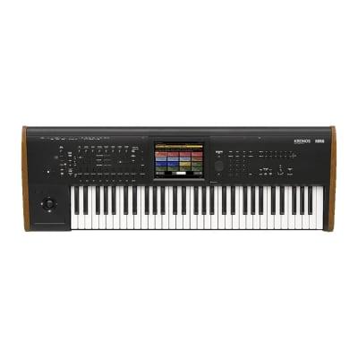 Korg Kronos 2 61-Key Synthesizer Workstation Keyboard