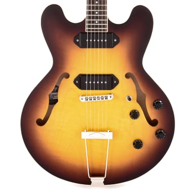 Heritage H-530 Hollow Body Original Sunburst (Serial# AJ04908)