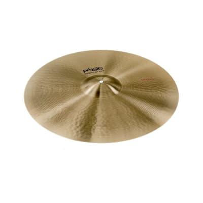 "Paiste 19"" Formula 602 Classic Medium Crash Cymbal"