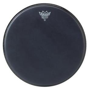 """Remo Ambassador Black Suede Drum Head 16"""""""