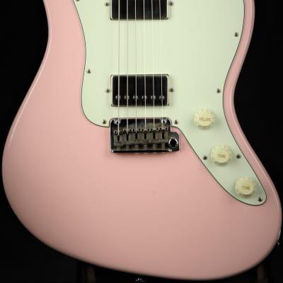 Suhr Eddie's Guitars Exclusive JM Antique Roasted - Shell Pink