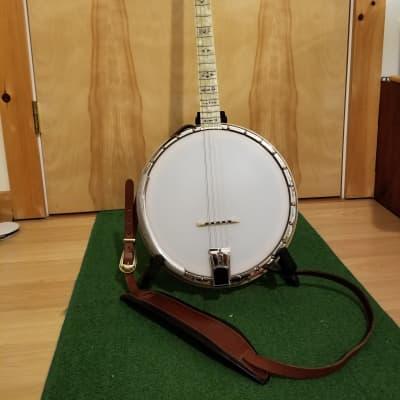 Bacon & Day Senorita Tenor Banjo 1932 Ivory for sale
