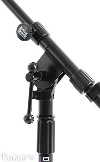 On Stage Stands Ms7920b Bass Drum Boom Combo Mic Stand