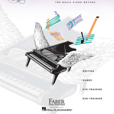 Hal Leonard Faber Piano Adventures - Level 3B Theory Book - 2nd Edition