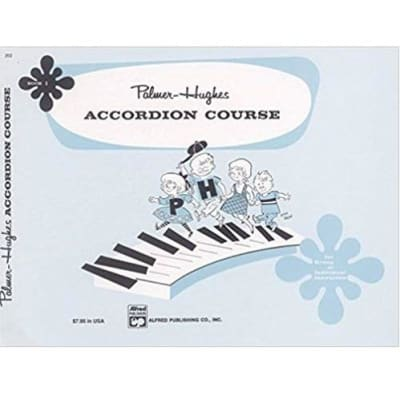 Palmer-Hughes Accordion Course for Group or Individual Instruction - Book 1