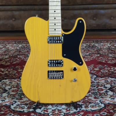 Fender US Limited Edition Cabronita Telecaster with TV Jones PU's Butterscotch Blonde + 3,14 kg for sale