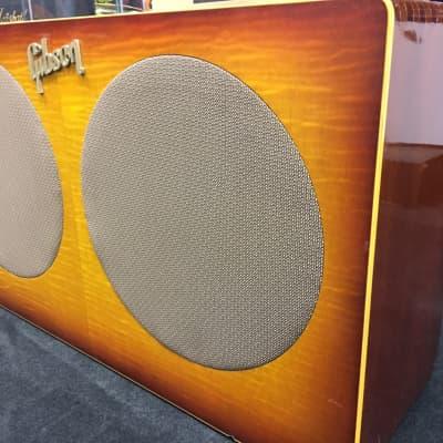 Gibson  Goldtone RV Les Paul Amp 2000 Cherry Sunburst