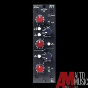Rupert Neve Designs 551 500 Series Inductor EQ - Mint Conditon - 6 Month Alto Music Warranty!!!