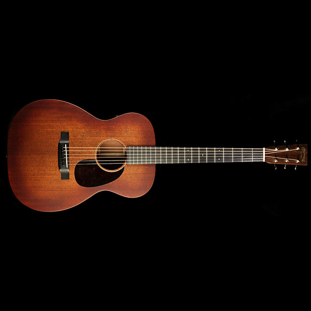 Martin 00 15e Retro Acoustic Electric Guitar Mahogany