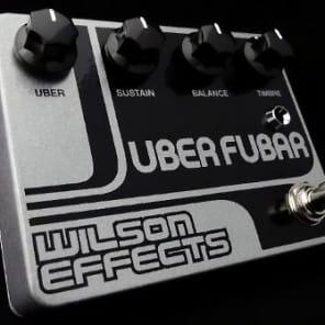 Wilson Effects Uber Fubar (Burns Buzzaround Replica)