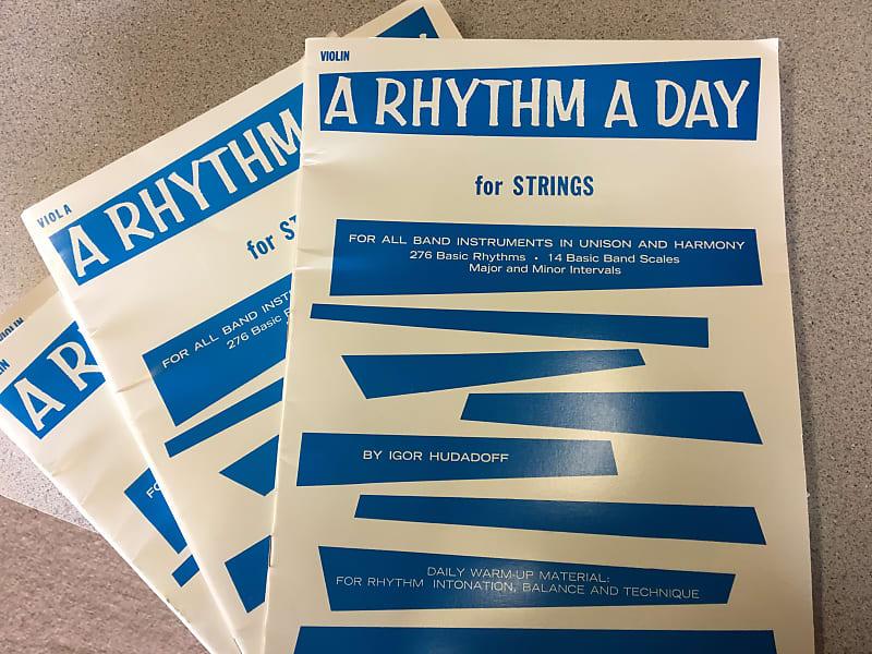 A Rhythm A Day For Violin And Viola Inner Sound Studio Reverb