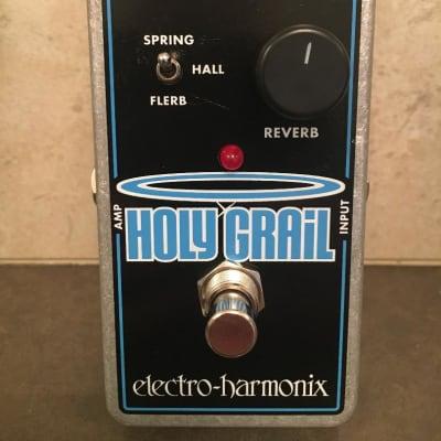 Electro-Harmonix Holy Grail 2018
