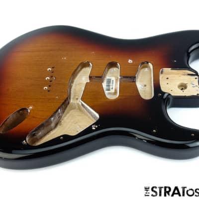'19 Fender ROBERT CRAY Strat HARDTAIL BODY Stratocaster 3 Color Sunburst