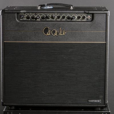 Paul Reed Smith 2 Channel Custom 50 1-12 Combo Recent image