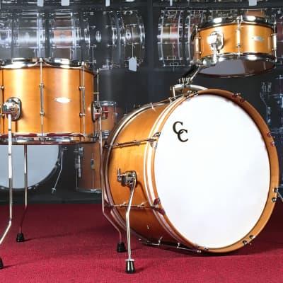 C&C Super Flyer Drum Set