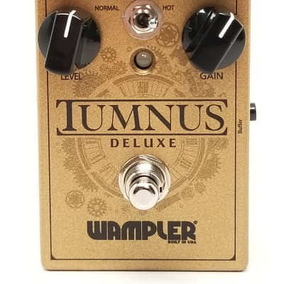Wampler Tumnus Deluxe, Brand New From Dealer With Warranty! Free 2-3 Day Shipping in the U.S.!