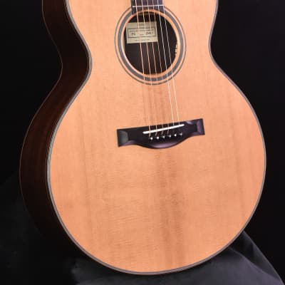 Santa Cruz Custom FS  Fingerstyle Model -Hot Hide Glue /Adi Braces for sale