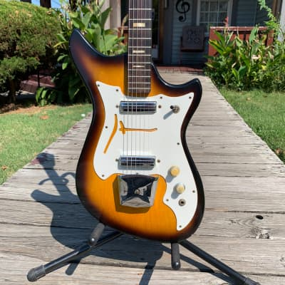 60's Alamo Titan Mark II Model #2591? for sale
