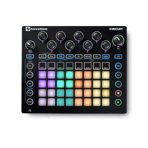Novation Circuit Grid Based Groove Box