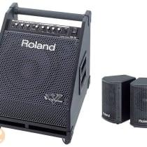 Roland PM-30 Drum Monitor System 2013 Black image