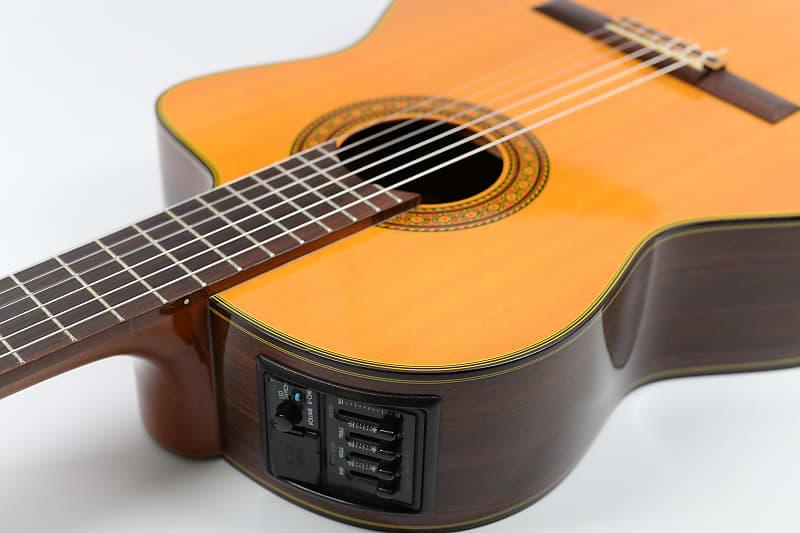 takamine ec 132c nylon string guitar reverb. Black Bedroom Furniture Sets. Home Design Ideas