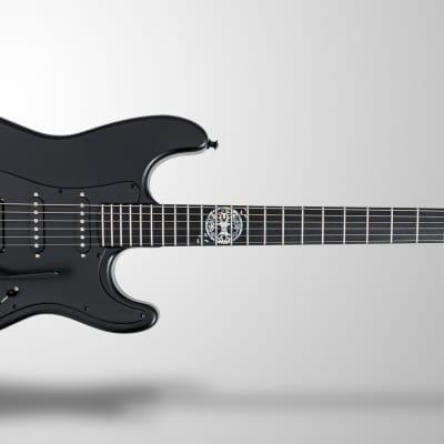 Mithans Guitars TOLEDO blacky boutique electric guitar for sale