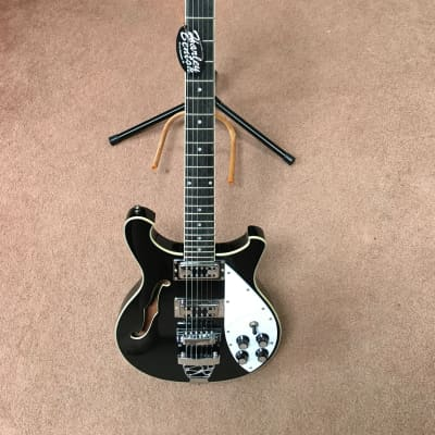 Brand new in the box Harley Benton black guitar Harley Benton 2019 for sale