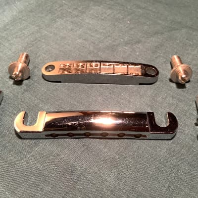 Gotoh - Cordier & Chevalet Tune-O-Matic Chrome for sale