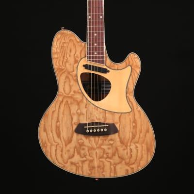Ibanez TCM50NT Talman Acoustic Electric Guitar Natural