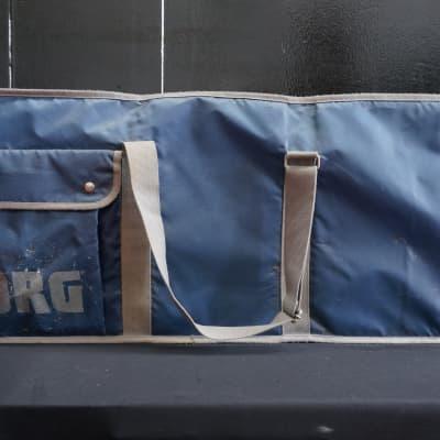 Genuine Korg Lightweight Poly-800 Carry Case / Gig Bag / Road Case