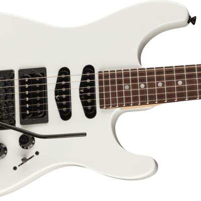 Fender Limited Edition HM Strat, MIJ, Rosewood Fingerboard, Bright White, w/Gig Bag for sale