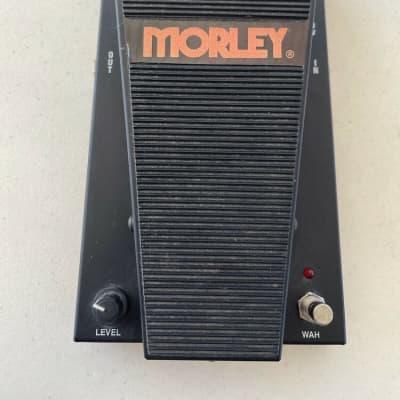 Morley PWA Pro Series Wah Wah Vintage 1997 Guitar Effect Pedal